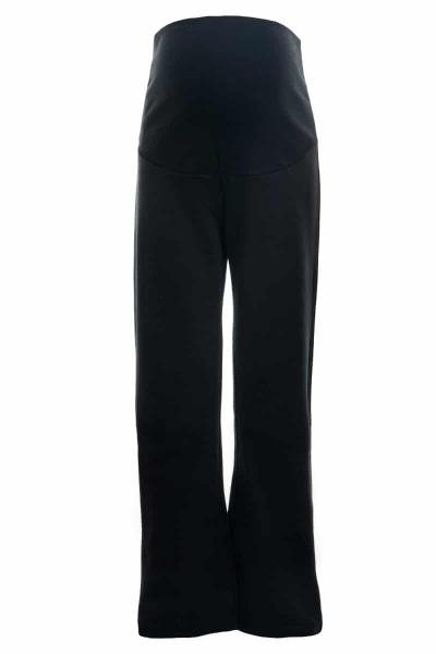 Maternity Bootleg Trousers - Front View