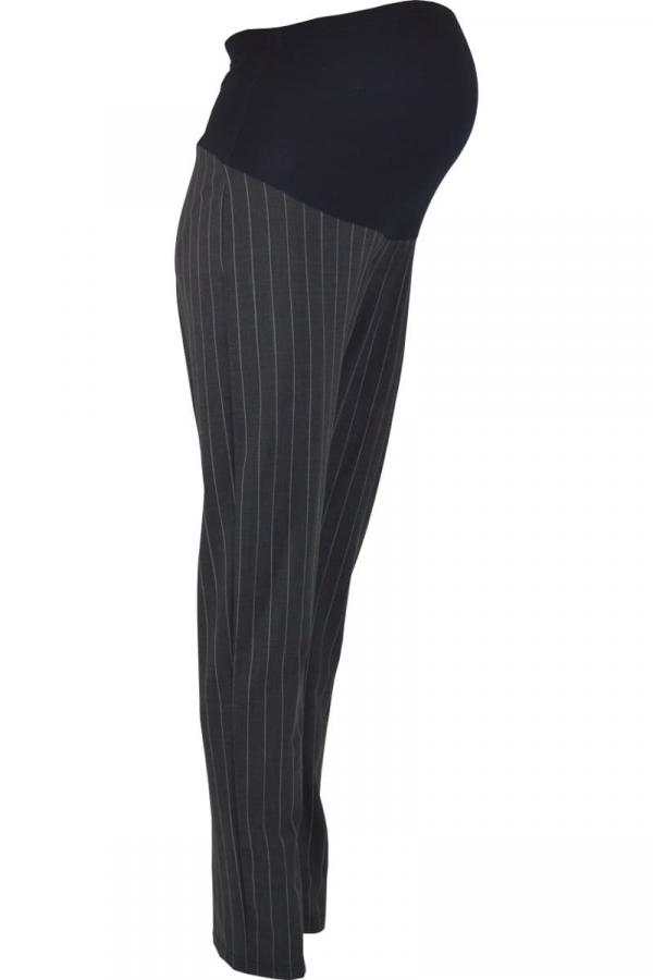 Pinstripe Maternity Trousers