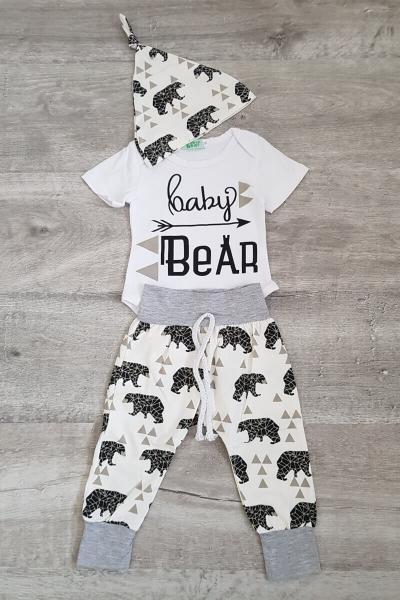 Baby Bear 3 Piece Set