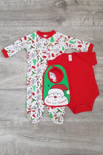Baby Christmas 3 Piece Set