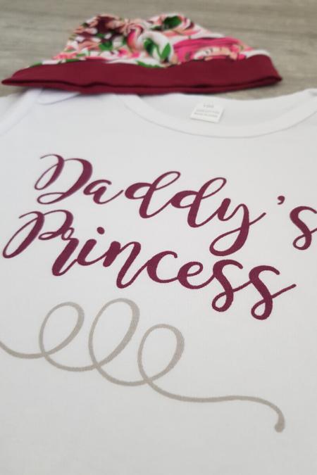 Baby Daddies Princess 3 Piece Set