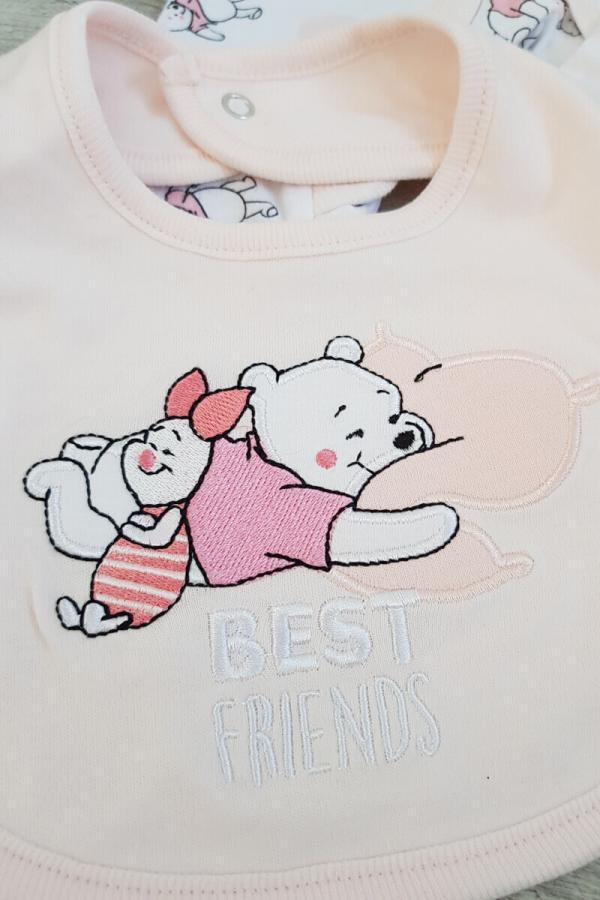 Disney Winnie The Pooh and Piglet 3 Piece Set