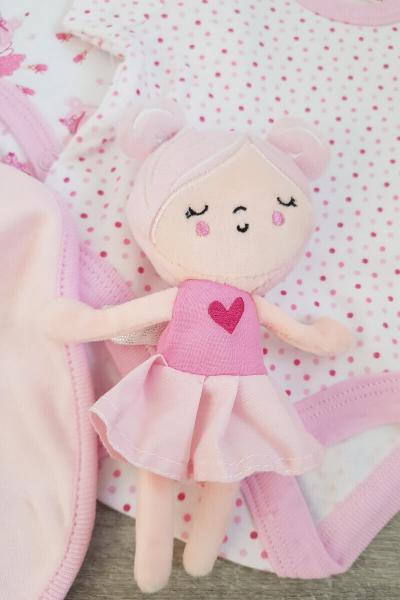 """Little Fairy"" 7 Piece Baby Set"