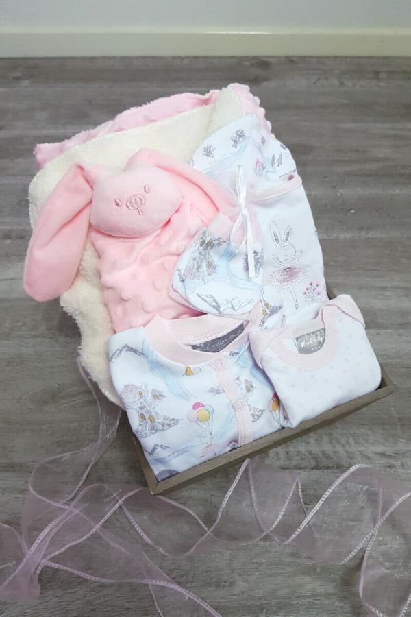 New Baby Girl Gift Hamper