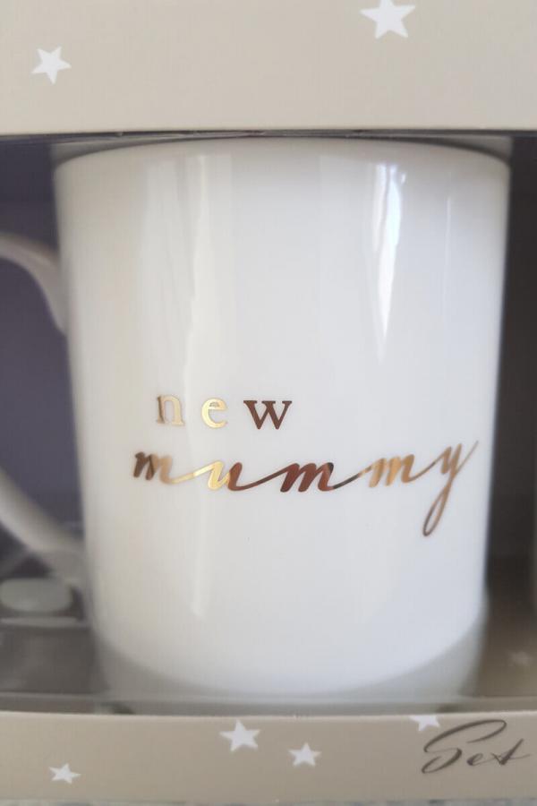 New Mummy Gift Mug
