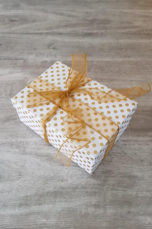 Festive Christmas Baby Hamper Gift Box
