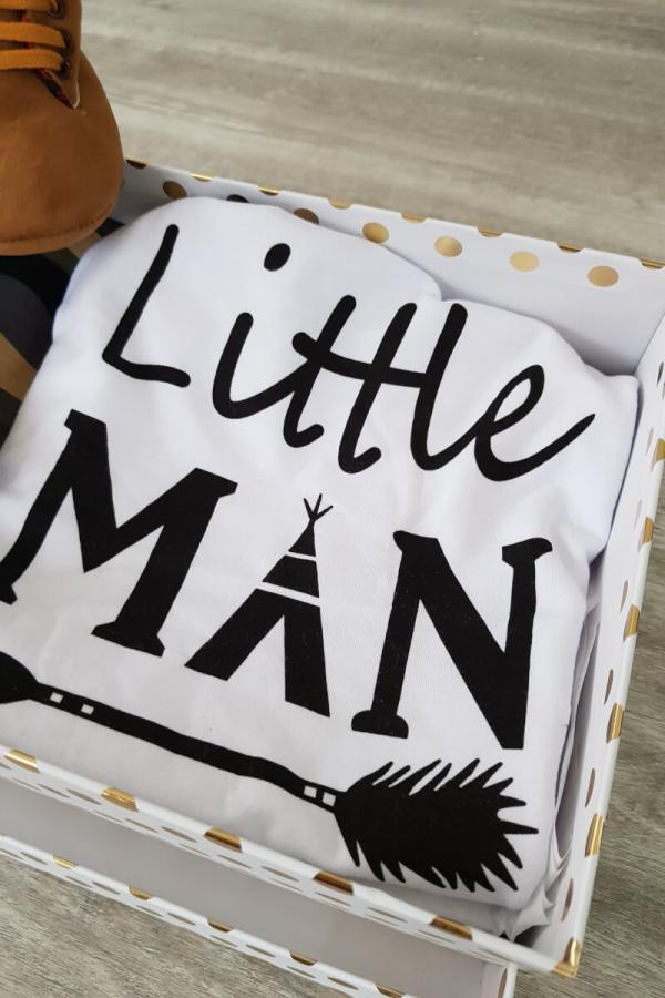 'Little Man' Hamper Gift Box