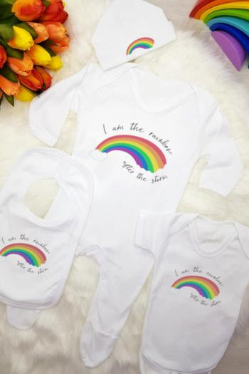 Rainbow Baby Set 1