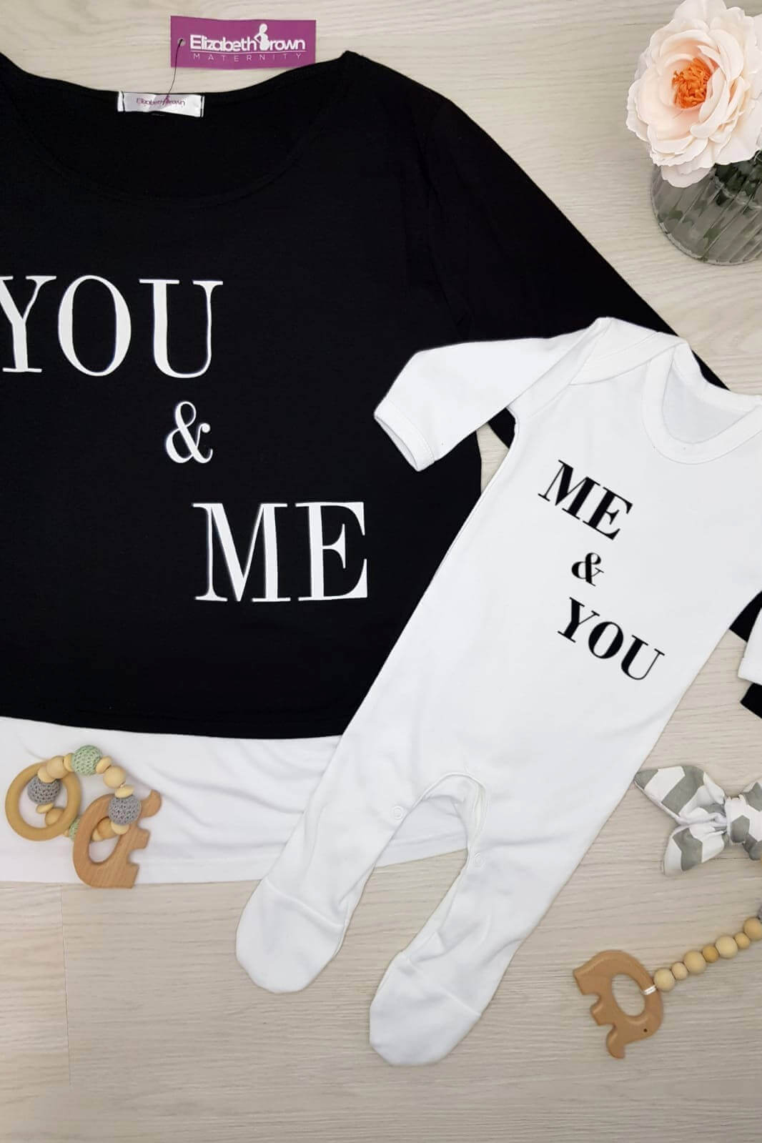 You&Me and Me&You Mum and Baby Set