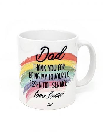Mug - Dad Essential Service