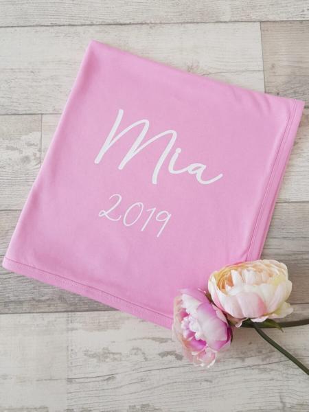Blanket-Pink