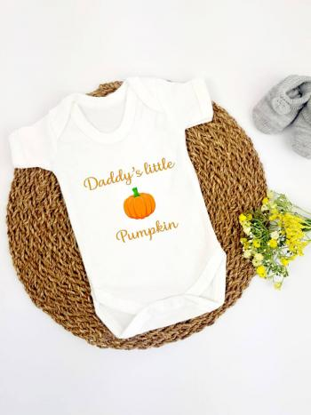 Daddys Little Pumpkin - vest