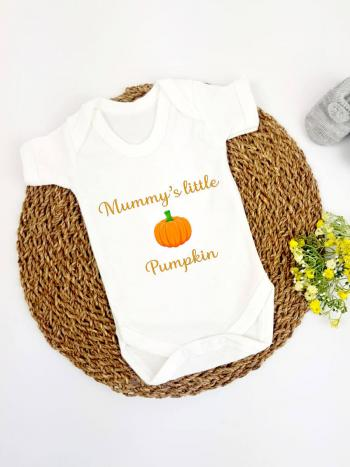 Mummys Little Pumpkin - vest