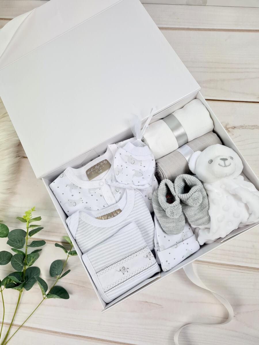 Elephant Unisex Baby Gift Hamper