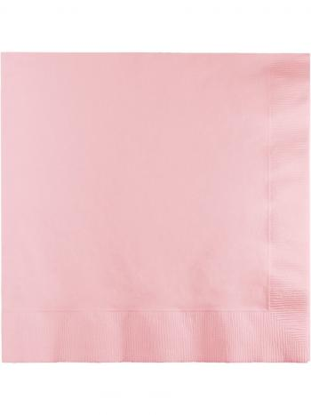 Celebrations Value Lunch Napkins Classic Pink 2 ply