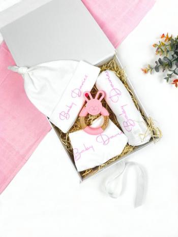 Hamper - Pink Teether